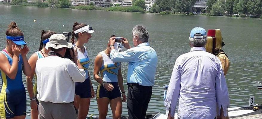 Ατακτίδου Χριστίνα - Γερτζίκη Δέσποινα 3η νίκη     ΟΦΘ